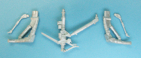 SAC 72063 F/A-18E/F Landing Gear For 1/72nd Hasegawa Model