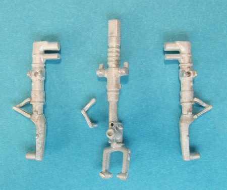 SAC 72075 RA-5C Vigilante Landing Gear For 1/72nd Scale Trumpeter Model