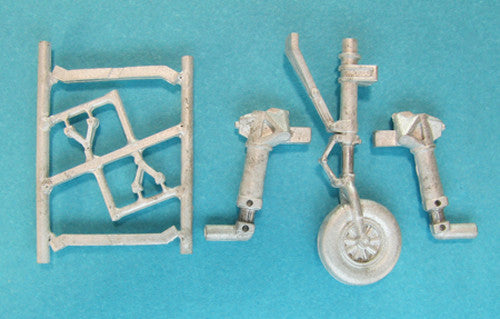 SAC 72076   A-3 Skywarrior Landing Gear For 1/72nd Scale Hasegawa Model