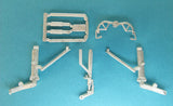 SAC 72085 Su-24 Fencer Landing Gear  For: 1/72nd DML / Italeri / Revell / Zvezda