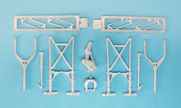 SAC 72089A Douglas C-47/Dakota/DC-3 Landing Gear For 1/72nd Scale Airfix Model