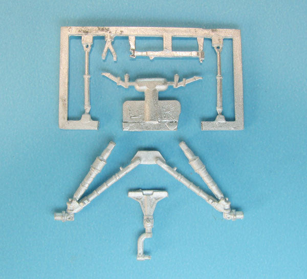 SAC 72097 F-16 Falcon Landing Gear for 1/72nd Scale Tamiya Model