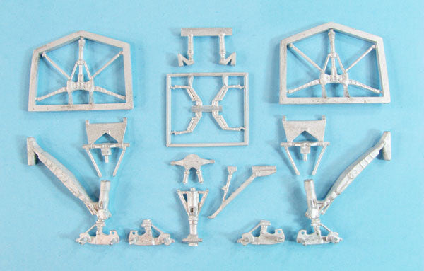 SAC 72139 Handley Page Victor Landing Gear for 1/72nd Airfix Model