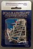 SAC 72164 B-52D/G/H Stratofortress Landing Gear for 1/72nd Modelcollect