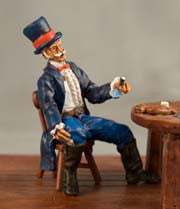 Kit# 9501 - Professional Gambler - Resin