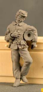 Kit# 9507 - Drunken Soldier - Resin