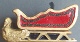 Kit# 9601 - Santa's Sleigh - Resin