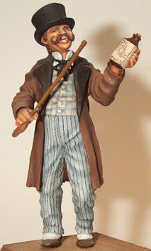 Kit# 9905 - Snake-Oil Salesman (100mm)
