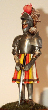 Kit# 9908 - Knight (100mm)