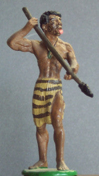 Kit# 9963 - Maori Warrior
