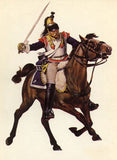 Kit# 9989 - Mounted French Cuirassier