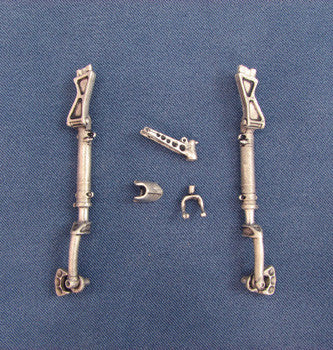 SAC 32019 F8F Bearcat Landing Gear For 1/32nd Scale Trumpeter Model