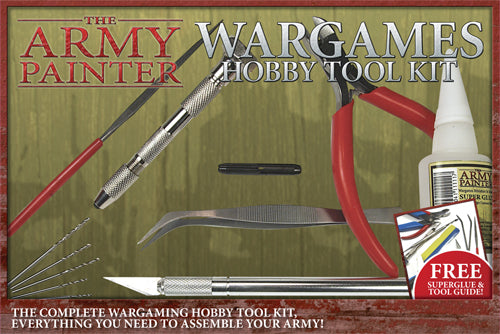 ARMY PAINTER: STARTER TOOL KIT (REPACK)
