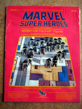 Marvel Super Heroes Adventure Fold Up Figures -  MINT