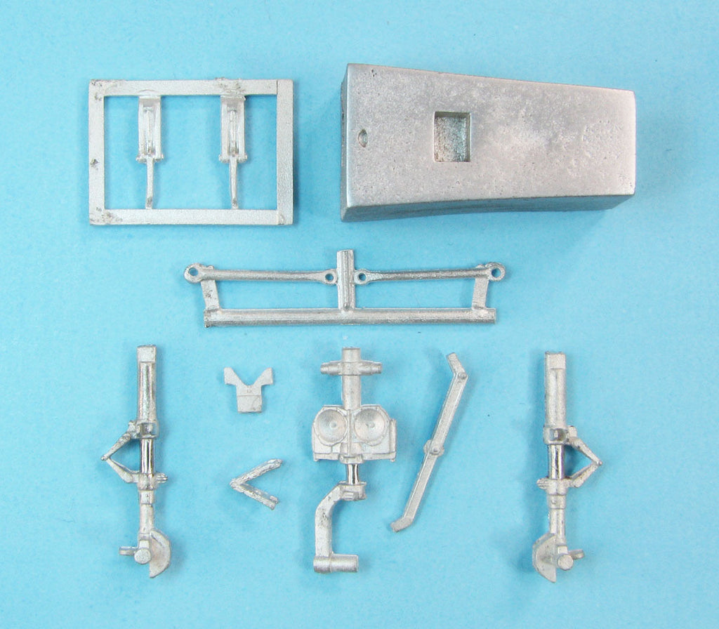 SAC 48315 T-33A Shooting Star Landing Gear for 1/48th Scale GreatWallHobby Model
