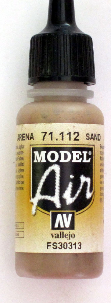 71112 Vallejo Model Airbrush Paint 17 ml US Sand