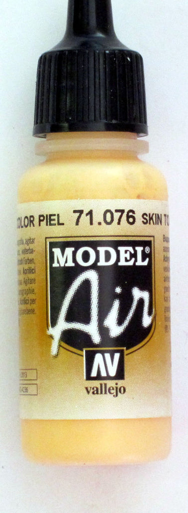 71076 Vallejo Model Airbrush Paint 17 ml Skin Tone
