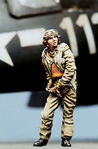 Kit# 9808R - US Navy Pilot, 1941-45, WWII - Resin