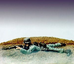 Kit# 9719 - German Prone Rifleman