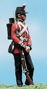 Kit# 9828 - Fort Henry Guardsman