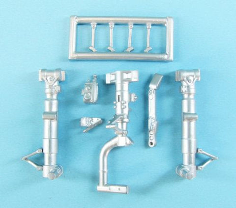 SAC 32096 F-86D/K Sabre Dog Landing Gear for 1/32nd Scale Kitty Hawk Model
