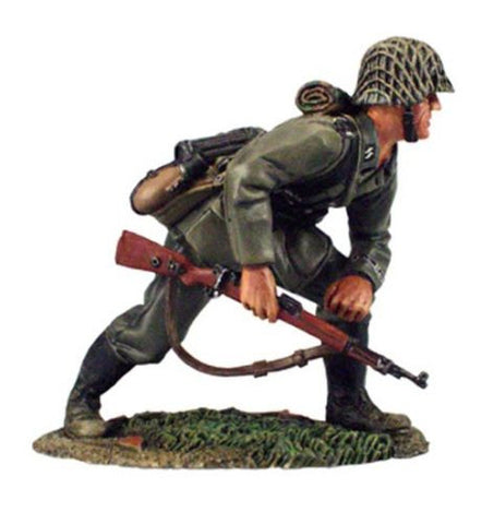 Kit# 9654 - German Grenadier WWII