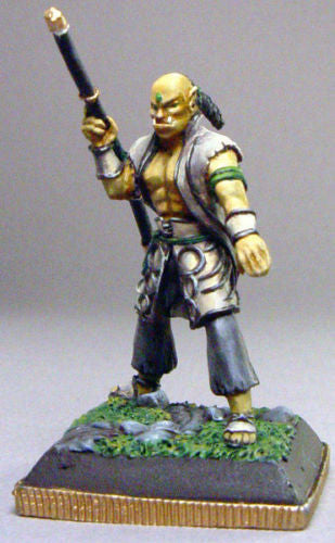 Kit# VEL1017 - Furnock, Half-orc Monk