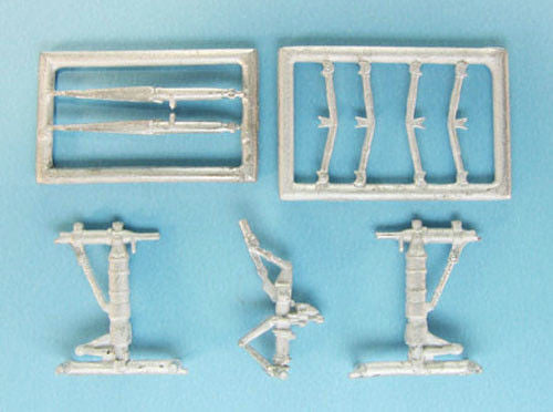 SAC 14417 KC-135 Landing Gear for 1/144th Scale Minicraft Model