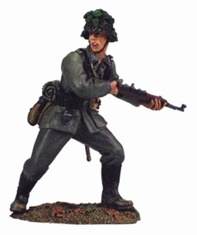 Kit# 9657 - German Shouting Orders WWII