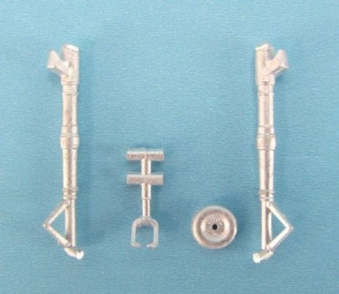 SAC 48187 Bf 109 Landing Gear 1/48th  Scale for Eduard Model