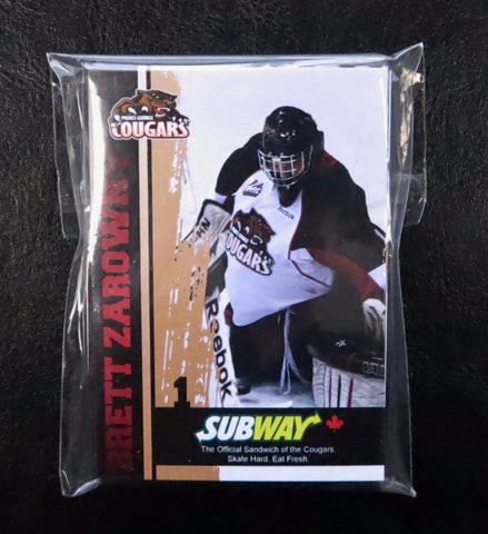 2012-2013 Hockey Card Set