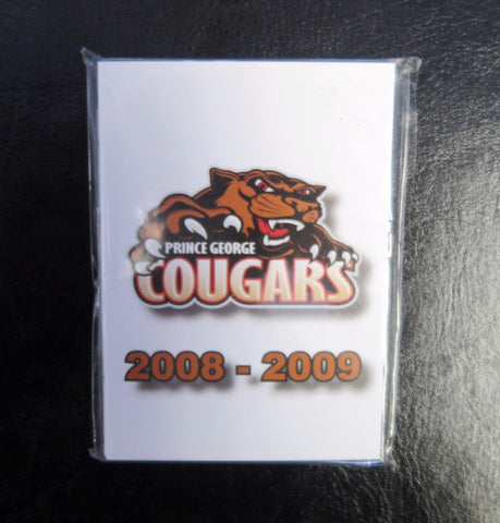 2008-2009 Hockey Card Set