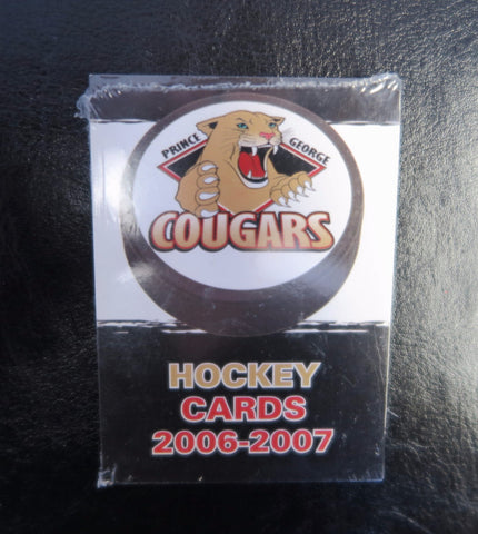 2006-2007 Hockey Card Set