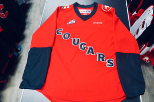 Youth Red 3rd Jersey