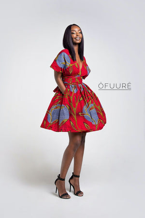 ROLAKE Mini Infinity dress mini infinity Dress ofuure