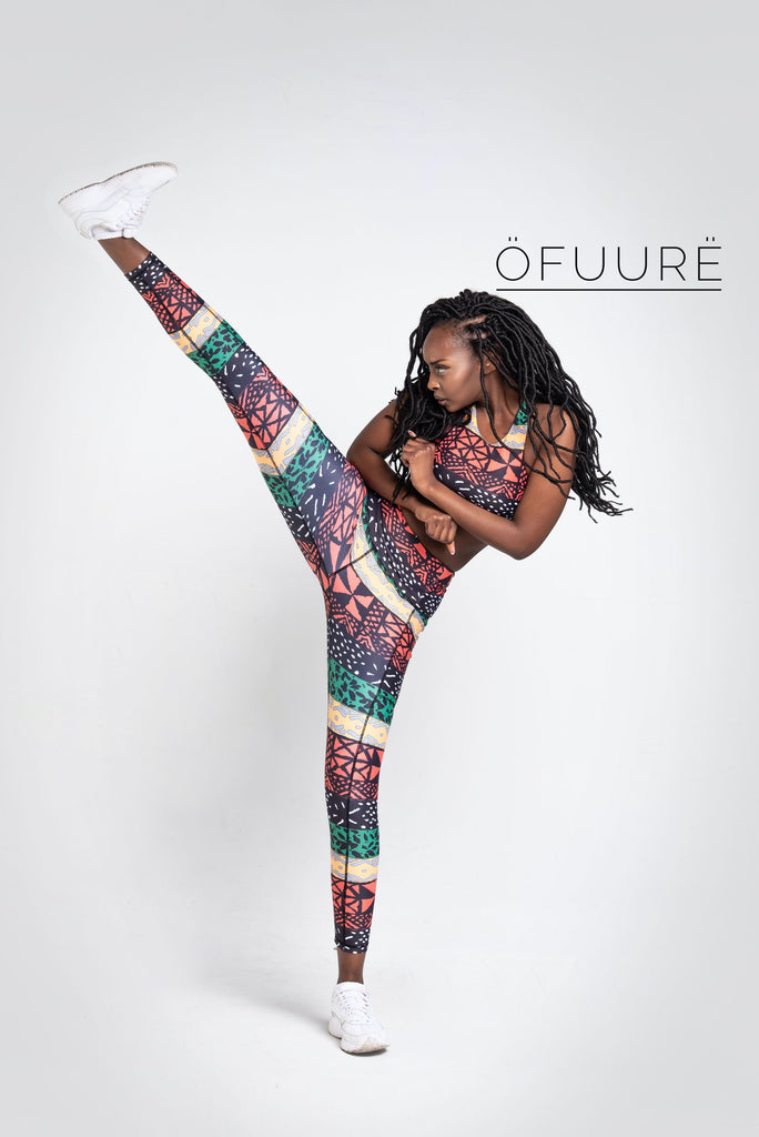 KIKI WORKOUT PANTS - ÖFUURË