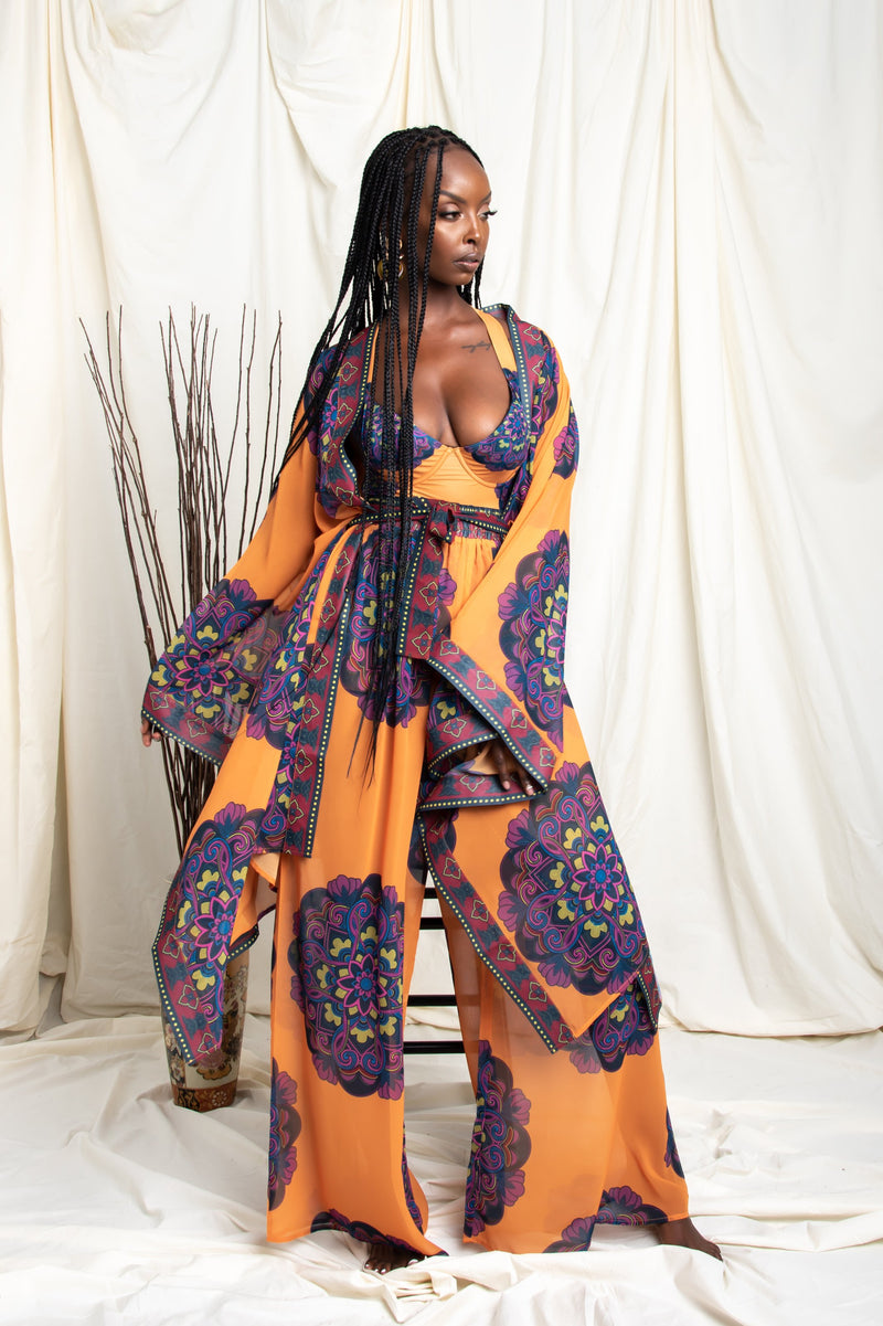 ENANG KIMONO / COVER UP COVER UP OFUURE