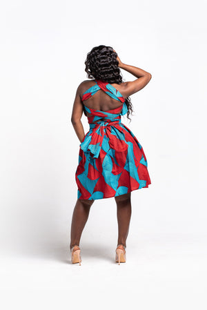 NYALA COVER UP DRESS COVER UP OFUURE