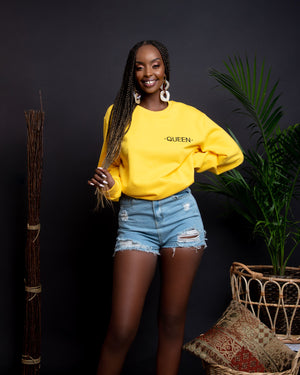 YELLOW QUEEN Sweatshirt