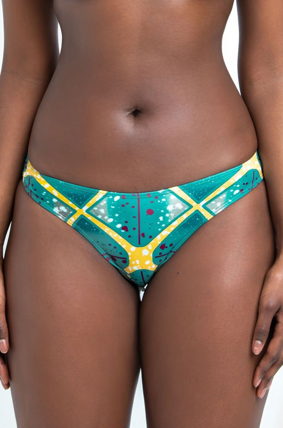 DEKA swimsuit bottom