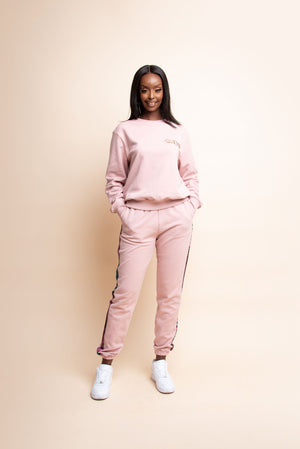 MAUVE QUEEN Jogger Set