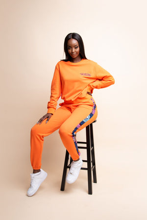 ORANGE QUEEN Sweatshirt