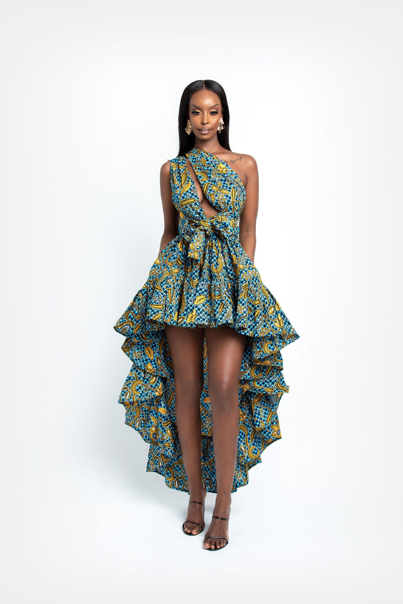 OLA HI-LOW INFINITY DRESS HI-LOW INFINITY DRESS ofuure