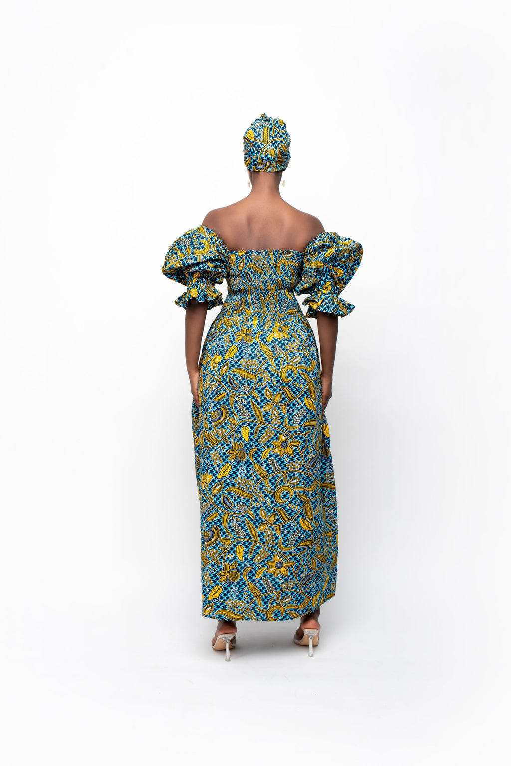 IFE Mermaid Maxi Infinity Dress