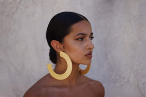 LakaLuka Oversized Earrings
