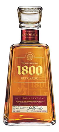 1800 Tequila Reposado 750ml.