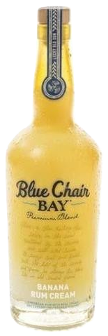 Blue Chair Bay Banana Rum Cream, 750 ML