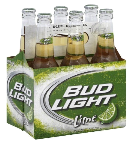 Bud Light with Lime Beer