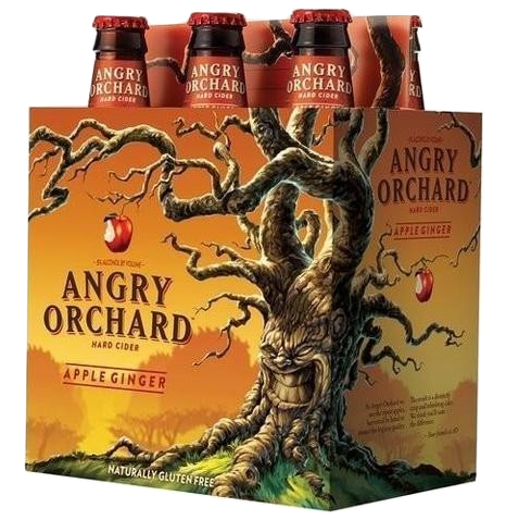 Angry Orchard Apple Cider Beer