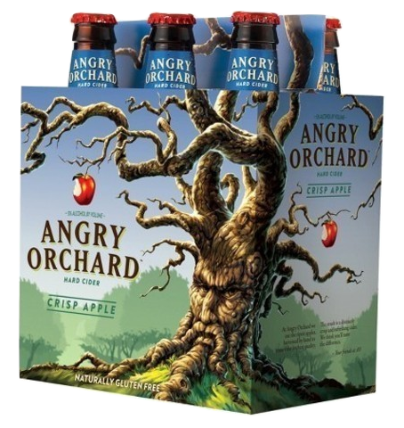 Angry Orchid Crisp Apple Beer